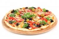 美味的披萨图片_15张