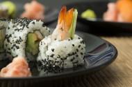 美味的寿司图片_12张