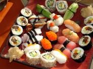美味的寿司图片_35张