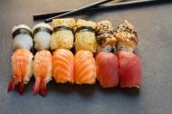 美味的寿司图片_15张
