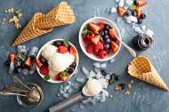 美味的冰淇淋圖片_9張