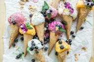 美味的冰淇淋图片_10张