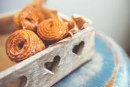 各种美味甜品的图片_9张
