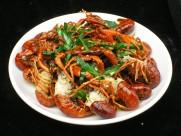 小龍蝦美食圖片_8張
