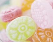 多彩糖果图片_25张