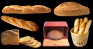 面包素材图片_18张