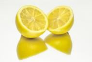 切开的柠檬图片_15张