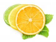 新鲜柠檬片图片_23张