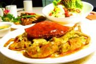美味的螃蟹大餐图片_13张
