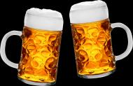 啤酒透明背景PNG图片_16张