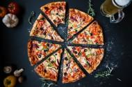 美味的披萨图片_12张