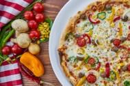 營養美味的披薩圖片_13張