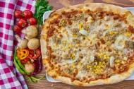 美味好吃的披萨图片_11张
