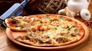 美味的披萨图片_6张