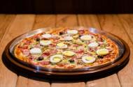 美味的披萨图片_14张