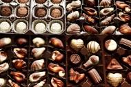 甜蜜絲滑的巧克力圖片_15張