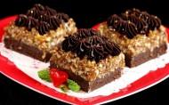 巧克力蛋糕甜点图片_8张