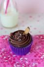 巧克力味的甜点图片_13张
