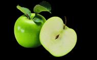 青苹果透明背景PNG图片_15张