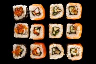 日本美食寿司图片_17张