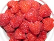 紅色樹莓圖片_9張