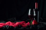奢华的红酒图片_9张