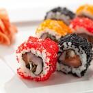 美味韩国寿司图片_20张