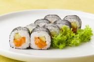 晶莹软润的寿司图片_15张