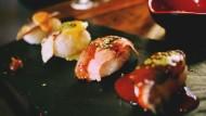 色泽艳丽的寿司图片_10张