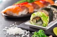 日本寿司美食图片_19张