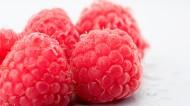 营养好吃的红色树莓图片_14张