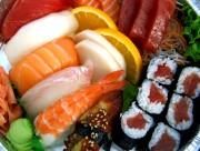 精致的寿司图片_12张