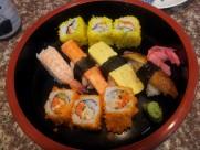 美味的壽司圖片_13張