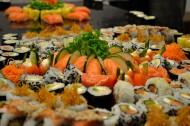 美味的寿司图片_16张