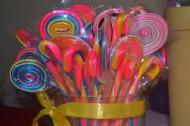 彩色的糖果棒图片_12张