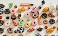 甜甜圈圖片_15張