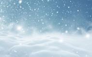 唯美的雪景图片_11张