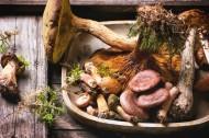香菇板栗食物圖片_17張