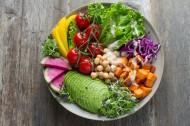 新鮮的蔬菜沙拉圖片_14張