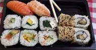 营养丰富的寿司图片_15张
