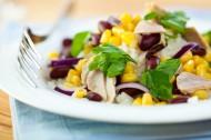 營養蔬菜沙拉圖片_9張
