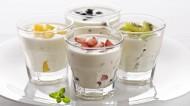 美味可口的酸奶图片_15张