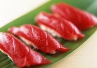 三文鱼寿司图片_19张