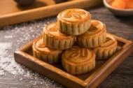 美味好吃的中秋月饼图片_10张