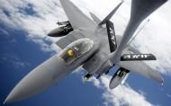 F-15E戰斗機圖片_5張