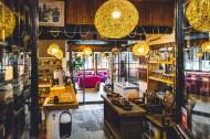 幽靜復古的咖啡館圖片_20張