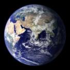 蓝色星体地球图片_10张