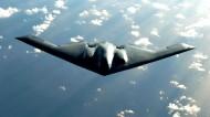 B-2隱形轟炸機圖片_10張