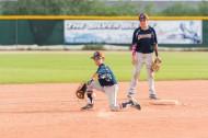 正在打棒球的孩子图片_13张