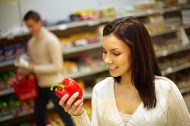 超市購物圖片_10張